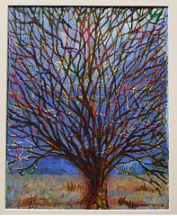 Meera Blue Tree 2012