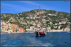~Villefrance~ Côte d'Azur