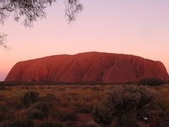 Ayers Rock, NT, Australia