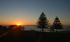 Tag 49 - Sunrise at Narooma, NSW,  Australia