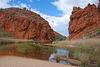 Finke River, Glen Helen, WestMacDonell Ranges, NT, Australia
