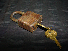 Master - I Guess Locks are a Guy Thing