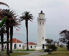 Point Vicente Light