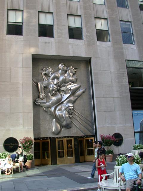 Rockefeller Center 3677