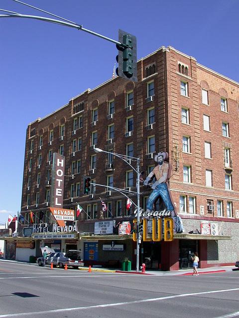 Ely, Nevada Hotel