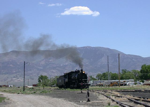 Nevada Northern Railroad (702)
