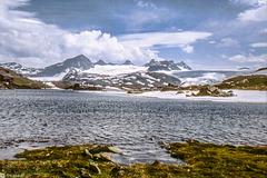 Smorstabbsbree - Sognefjell - June, 24th, 1970 (180°)