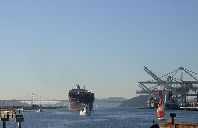 Bay Bridge/Port of Oakland