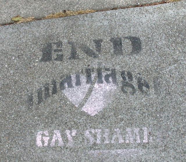 SF Castro: Gay Shame