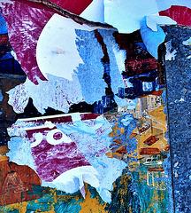 """Al contrario de Magritte:  """" Ésto no es un cuadro abstracto,  es una imagen concreta"""""""