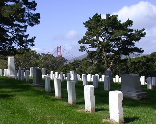 SF Presidio National Cemetery