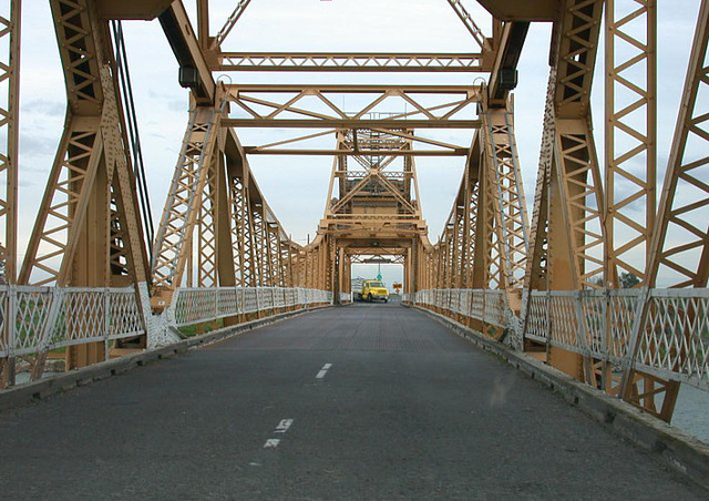 Isleton Bridge Sacramento Delta