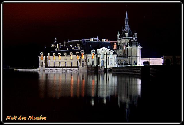 Nuit des Musées à Chantilly