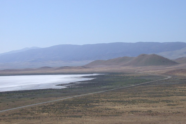 Carrizo Plain National Monument, Soda Lake