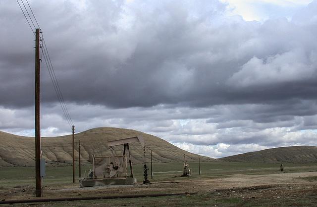 Pyramid Hills oil field (3976)