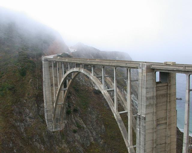 Bixby bridge, CA-1
