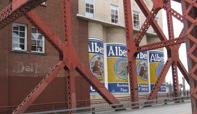 Portland Albers Mill Building