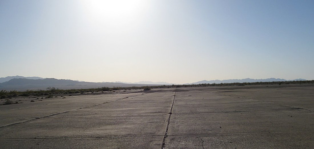 CA-62: Rice Army Airfield -- remembering wars