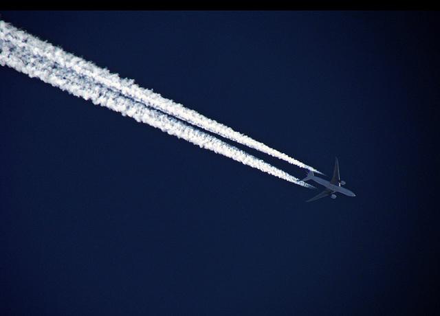 Un regard vers le ciel .....