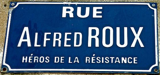 Strato Alfred Roux en La Chaume