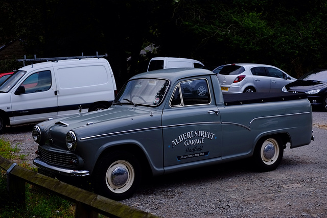 Austin A55 Pickup - dating from the 1960s