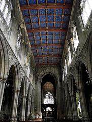 Splendid nave