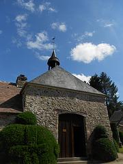chapelle du prieuré de st ortaire