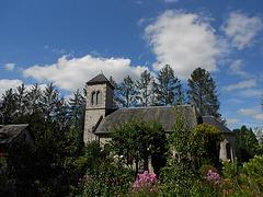 le prieuré de saint ortaire