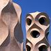 Chimneys by Gaudi III