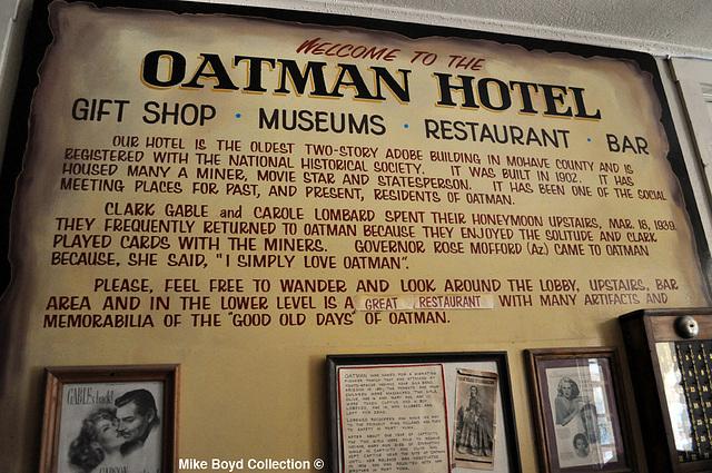 AZ town of oatman 06'14 13