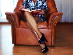 Madame Tissot / Lady Tissot - 1er janvier 2006.