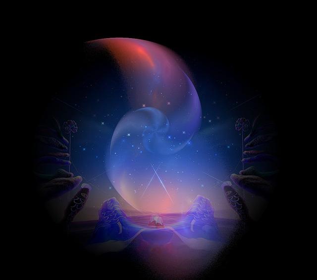 Une aile au paradis......................... Et l'autre dans la vie................Libérés de nos haines