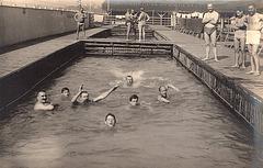 Luftbad, 1910'