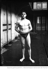 french swimmer 3 - 1914