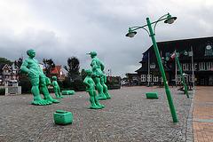 Bahnhofsvorplatz Westerland (Sylt)