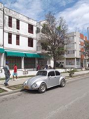 Cuban VW / Cox cubaine - 3 mai 2012.