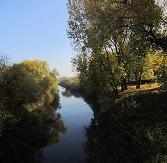 leinemasch -oktober