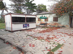Cafe Cuba -  3 février 2012.