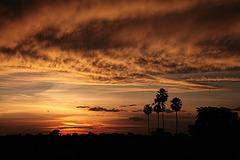 Caranda sunset