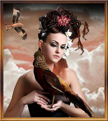 Divine enchanteresse...