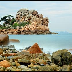 Ploumanac'h ,Bretagne
