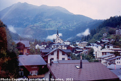 Fiesch, Goms District, Switzerland, 2011