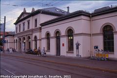 Chur Station, Chur, Plessur District, Switzerland, 2011