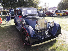 Rolls Royce  à la Al Capone - September 9th 2012.