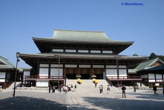 Narit 61 Narita-san 成田山 Shinshō-ji 新勝寺 (The Great Main Hall)
