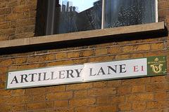 Artillery Lane