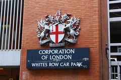 Whites Row Car Park