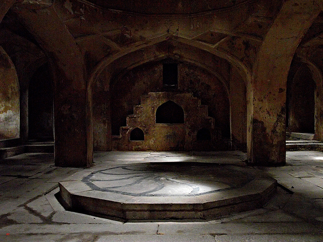 BATH HOUSE OF THE DEAD