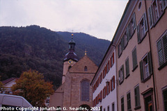 Kathedrale Maria Himmelfahrt (Church of the Assumption of the Virgin Mary), Chur, Plessur District, Switzerland, 2011