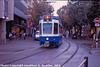 Zurich Tram, Picture 2, Zurich, Switzerland, 2011
